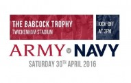 Babcock Trophy, Twickenham Stadium - April 2016