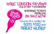 HSBC London Sevens, Twickenham Stadium - May 2016
